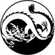 Helsingin Wushu ry logo