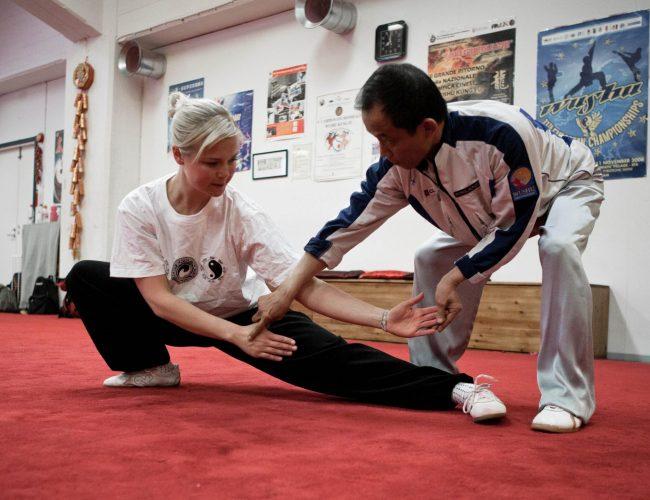 Taijin harjoittelu kehittää esimerkiksi liikkuvuutta ja tasapainoa